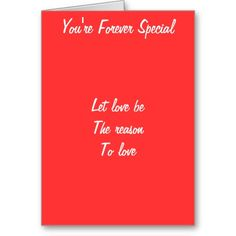 Unconditonal love greeting cards