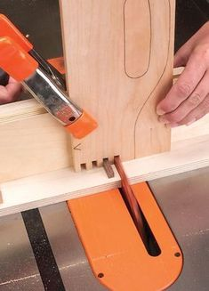Tablesaw Box Joints - Popular Woodworking Magazine #woodworktechniques