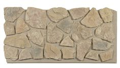 Texture Plus Panels - Random Rock Select - Rose Frost - Interlock House Color Schemes, Colour Schemes, House Colors, Faux Stone Panels, Faux Walls, Fake Stone, Stone Siding, Unique House Design, The Selection