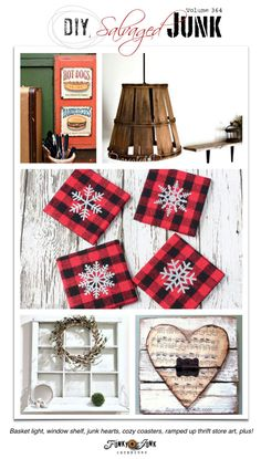 diy salvaged junk projects 364