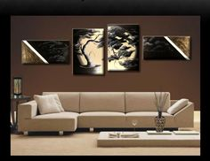 1000 images about espejos on pinterest mirror collage - Cuadros modernos para dormitorios ...