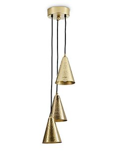 Jacob Cluster Pendant Ceiling Light | M&S