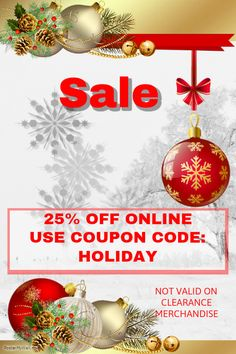 Create Amazing Christmas Retail Posters By Customizing Our Easy To