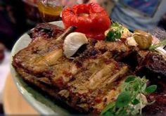 Salată de ciuperci cu macrou afumat și maioneză - Rețete Merișor Steak, Pork, Beef, Salads, Pork Roulade, Meat, Pigs, Steaks, Ox