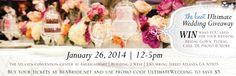 The Ultimate Wedding Giveaway at the Bridal Extravaganza of Atlanta