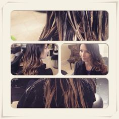 #ombre #balyage by Leslie