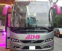 ¡Hablemos de frente del cáncer de mama! Conoce el autobús rosa de ADO que junto con FUCAM arrancan la segunda campaña contra esta terrible enfermedad: http://www.adocontraelcancer.com