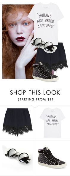 """Oranghe"" by libstowki ❤ liked on Polyvore featuring Chloé and Geox"