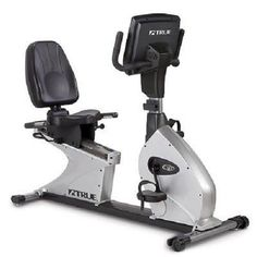 The TRUE CS walk-through recumbent bike is easy on the eyes and even easier to use. Since users don't have to step over the frame to reach the seat, it's Commercial Fitness Equipment, No Equipment Workout, Best Recumbent Exercise Bike, Recumbent Bicycle, Exercise Bike Reviews, Rugged Look, Certified Pre Owned, Tubular Steel, Custom Bikes
