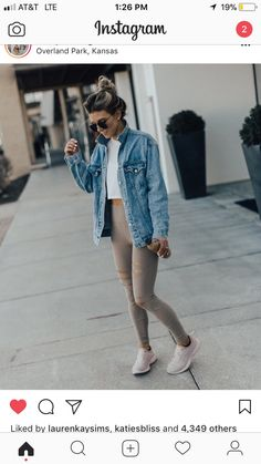Outfits we want to copy now athleisure outfits, athleisure trend, tomboy ou Athleisure Trend, Athleisure Outfits, Athleisure Fashion, Legging Outfits, Girly Outfits, Casual Outfits, Cute Outfits, Casual Athletic Outfits, Sporty Chic Outfits