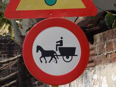 Donkeycart sign - #Namibia #Africa #Transport
