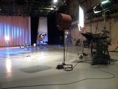 Inside Studio A