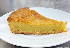 Recette du Gâteau basque (la recette de chez Pariès) - Recipe - Basque cake