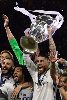 Real Madrid Champions League 12 duodecima Cardiff 2017