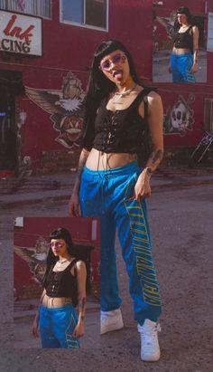 Urban Fashion, Juicy Couture, Michael Jackson, Pretty Girls, Runway Fashion, Punk, Street Style, Queen, Photoshoot