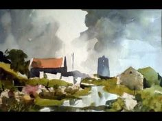 The Best 21st Century British Watercolour Impressionists