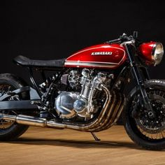 Kawasaki KZ1000 Cafe Racer – Krakenhead Customs