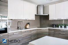Скинали для кухни: фото - 410