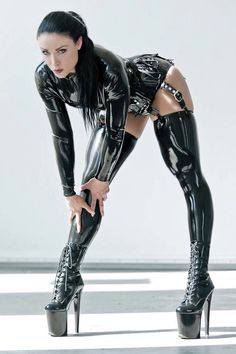 Oh! Yes Latex & Shiny