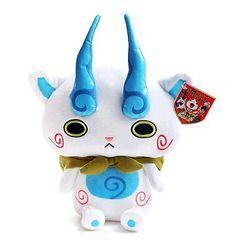 Yokai Youkai Watch Komasan Doll Plush 11.81inch Toy Japan Animation White