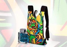 PERFUME MASCULINO NATURA URBANO Conjunto Exclusivo - Desodorante Colônia + Mochila Homens que se inspiram nas grandes cidades. - Shop Urbano