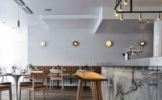 Michel Restaurant & Cocktail Bar in Helsinki by Joanna Laajisto