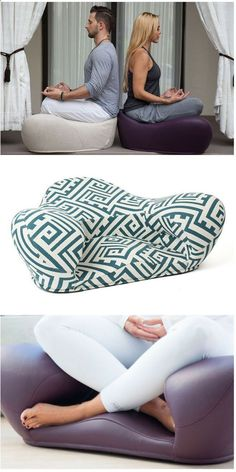 Ever wondering how to choose the right type of seat for meditation? Check out our buying guide to help you find the support you need meditation cushions//best meditation cushions meditation cushions//zabuton//meditation//meditation ideas//medita Zen Meditation, Meditation Corner, Meditation Pillow, Meditation Rooms, Meditation Scripts, Zen Space, Zen Room, Yoga Poses, Zen Zen