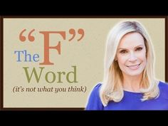 """Are You An Emotional Eater? Use The """"F"""" Word. - YouTube"""