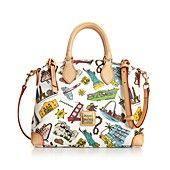 Dooney & Bourke Handbag, Americana Crossbody Satchel