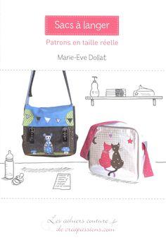 Amazon.fr - Sacs à langer - Marie-Eve Dollat - Livres