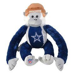 NFL Dallas Cowboys Football Body Monkey at shop.dallascowboys.com.
