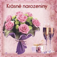 Přání k narozeninám « Rubrika | u Tulky Happy Birthday Quotes, Everything Pink, Blog, Anna, Board, Happy Birthday Wishes Quotes