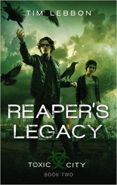 Jack and his friends know the truth behind the terrorist attack on London, and now Jack is developing his own powers that are frightening, and while he is determined to save his father, a man with a horrific power who calls himself the Reaper, Jack must also find Lucy-Anne who went off on her own to find her brother. (Bk. 2)