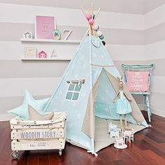 Палатки для малышей | Лавка идей | Мастер классы | Советы