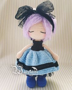 Loli Gothic doll More