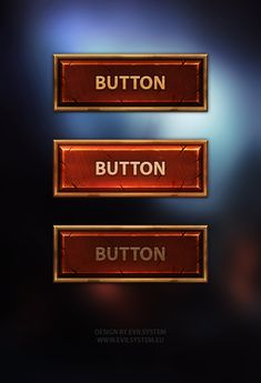 "Another Fantasy Buttons asset , but this time it comes with a video ""tutorial""…"