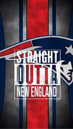 Straight outta New England