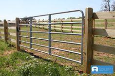 Metal Farm Gate | Installers | GA & NC