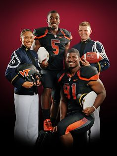 In creating the Virginia Tech Nike Pro Combat System of Dress, Nike designers focused on the cadets and also another point of pride for students: the ...