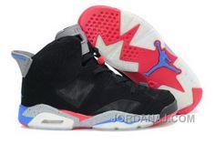 http://www.jordanaj.com/cheap-air-jordan-6-vi-retro-mens-shoes-mesh-breathable-black-blue-red-on-sale.html CHEAP AIR JORDAN 6 VI RETRO MENS SHOES MESH BREATHABLE BLACK BLUE RED ON SALE Only 89.67€ , Free Shipping!