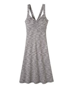 Opal Amaya Spacedye Dress by prAna ~ zulily.  I would wear a black sweater and flats for work.