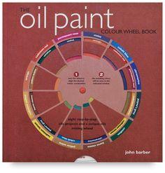 oil paint colour wheel - Google Search