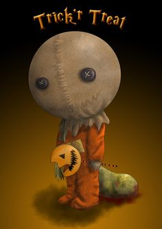sam from trick r treat | Sam, Trick'r Treat by Lauramei on deviantART
