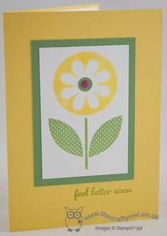 Spring Stencil Flower Blossom Party Originals Die, Joanne James UK Independent Stampin' Up! Demonstrator, blog.thecraftyowl.co.uk