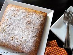 Orange Olive Oil Cake!    Aline