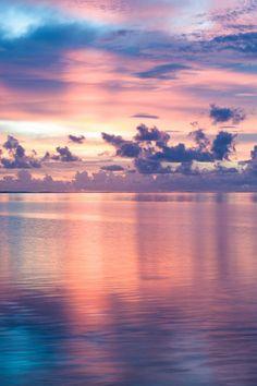 anotic:  Sunrise in Kosrae  |  Charles A. Thomas