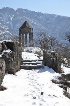 Tatev Lookout, Armenia