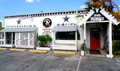 Mr. Bones Restaurant in Holmes Beach