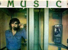 Joe Walsh Rolling Stone Magazine Feb 1975