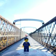 Crossing the Parramatta River via the John Whitton bridge to catch the ferry to Darling Harbour.  The hardest thing in life is to know which bridge to cross and which to burn.  #vsco #vscocam #instagram #nofilter #photooftheday #instagramers #lego #legos #afol #instalego #legostagram #legoart #legofan #legominifigures #legophotography #bricknetwork #legomania #legohub #minifigures #minifig #legophoto #legography #lego365 #igers #instagood #australia #sydney #parramatta #newsouthwales by…